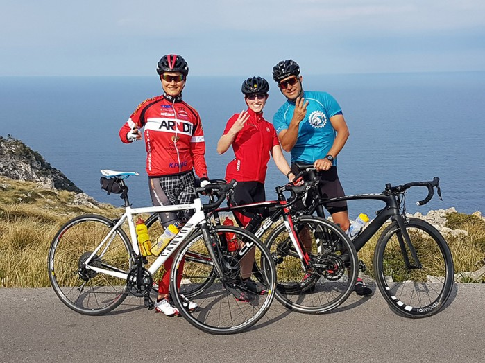 Cap Formentor - Jorge Sports