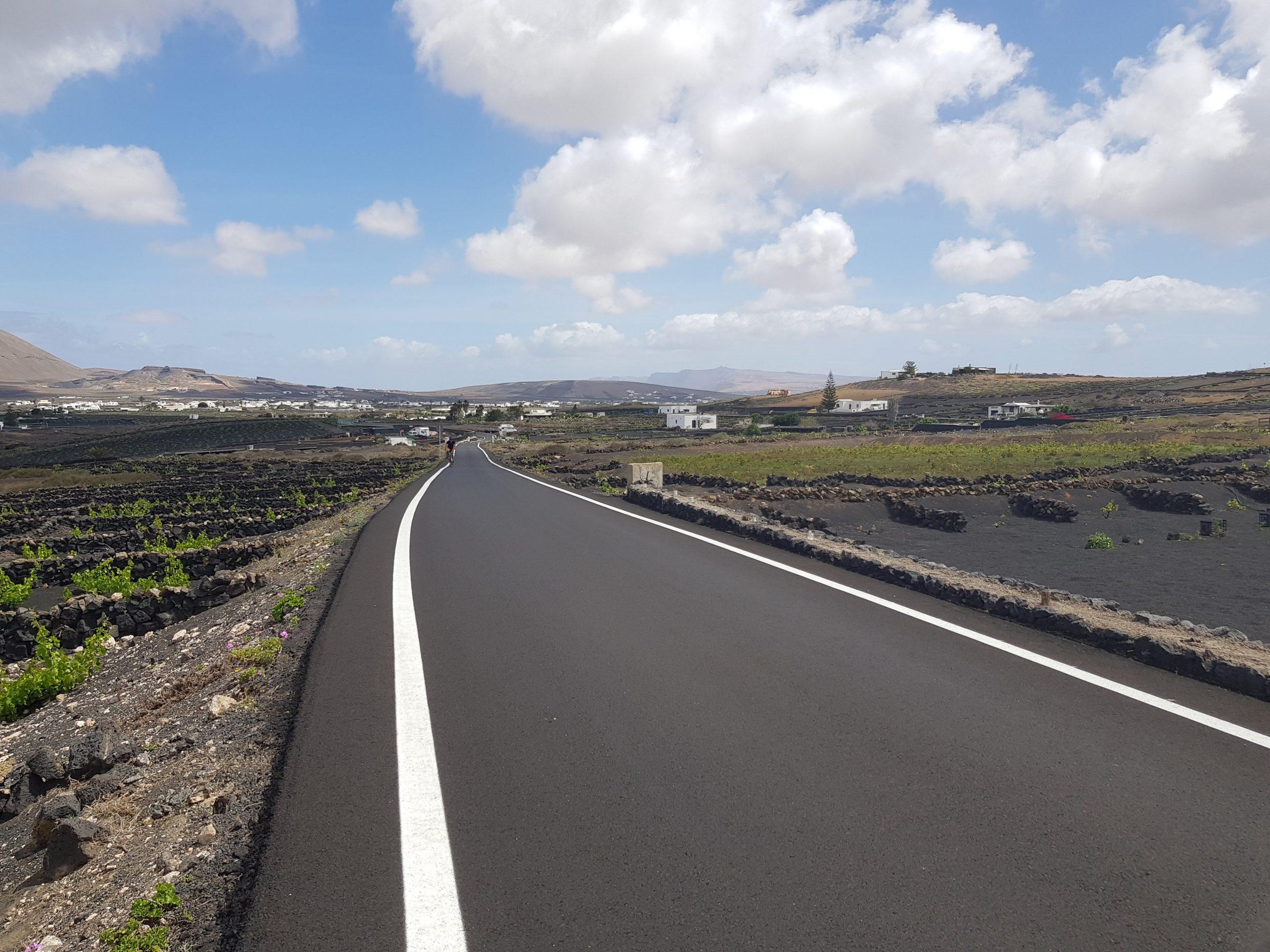 Lanzarote-Landschaft